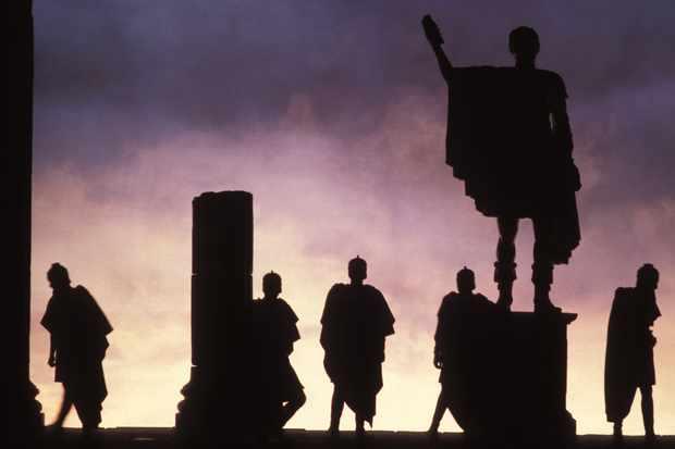 The glorious Caesars