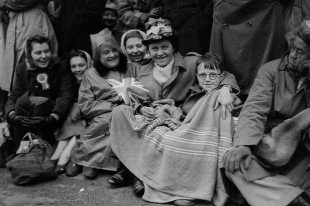 Becoming Queen: Elizabeth II's coronation