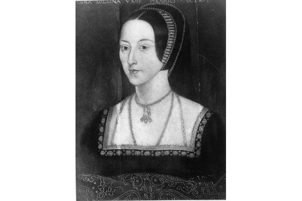Portrait of Anne Boleyn (1507-1536)