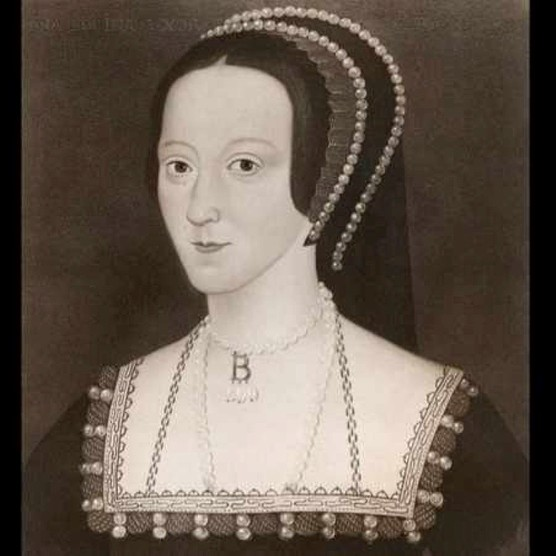 Portrait of Anne Boleyn, the second wife of Henry VIII, who was born in around 1501 in Norfolk and executed by decapitation at Tower Green on 19 May 1536. (Photo by The Print Collector/Alamy Stock Photo)