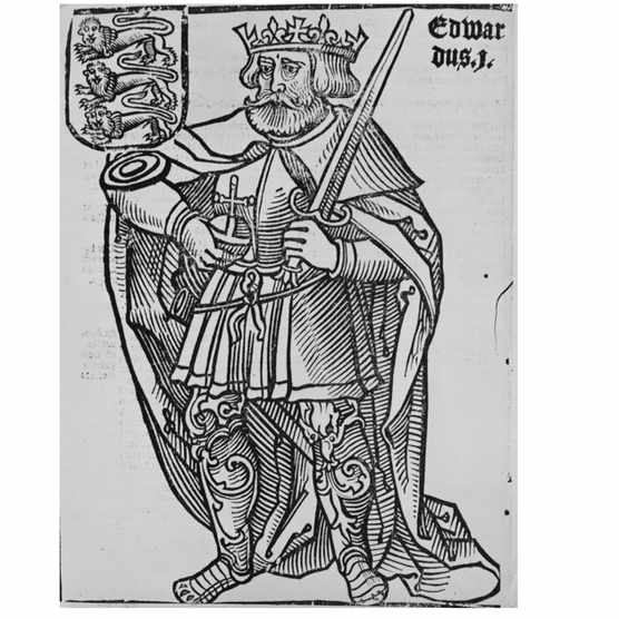 Edward I. (Photo by Hulton Archive/Getty Images)