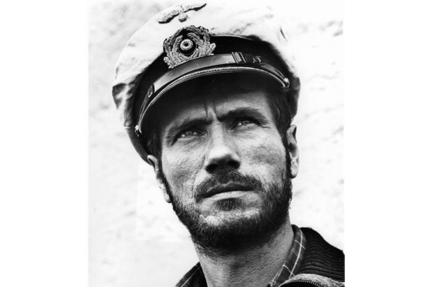 Jürgen Prochnow as the U-boat captain in 'Das Boot'. ( Columbia Pictures/Getty Images)