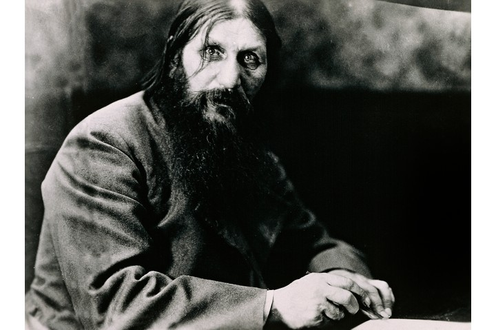 Grigory Yefimovich Rasputin. (Getty Images)