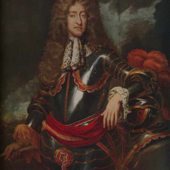 King James II