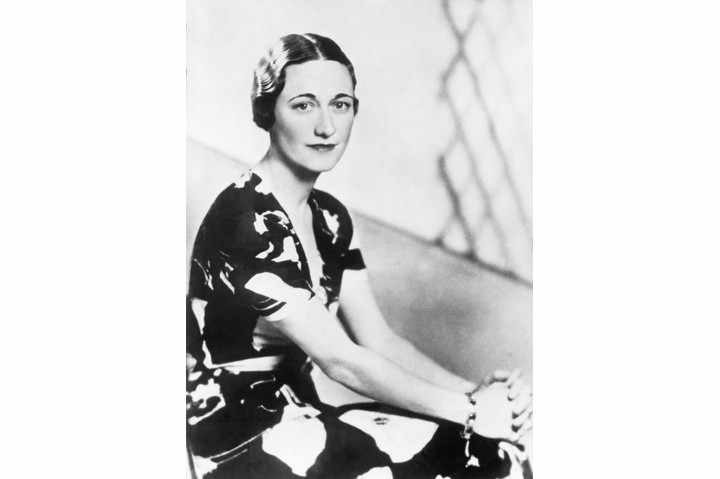 Wallis Simpson. (Photo by ullstein bild/ullstein bild via Getty Images)