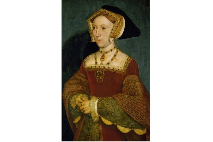 Portrait of Jane Seymour, third wife of Henry VIII, 1536. (Photo by Imagno/Getty Images)
