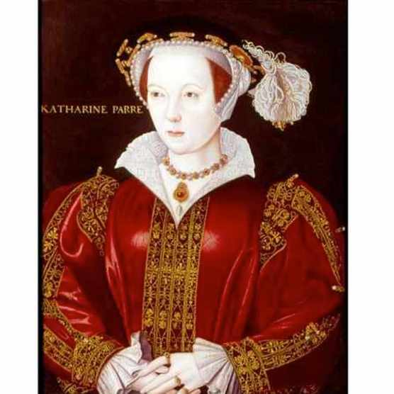 Katherine Parr, the sixth and last wife of Henry VIII. (Photo by Universal History Archive/Getty Images)