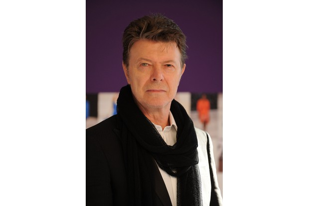 David Bowie, 2010