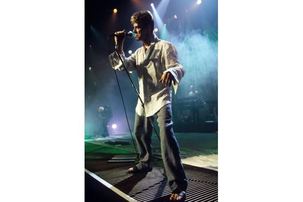 David Bowie, 2007