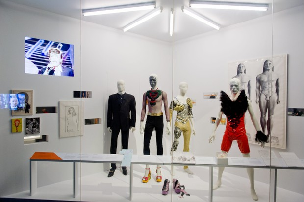 David Bowie outfits