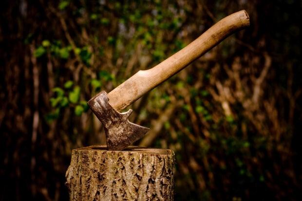 Why do we say 'bury the hatchet'?