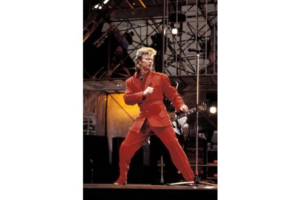 David Bowie, 1987