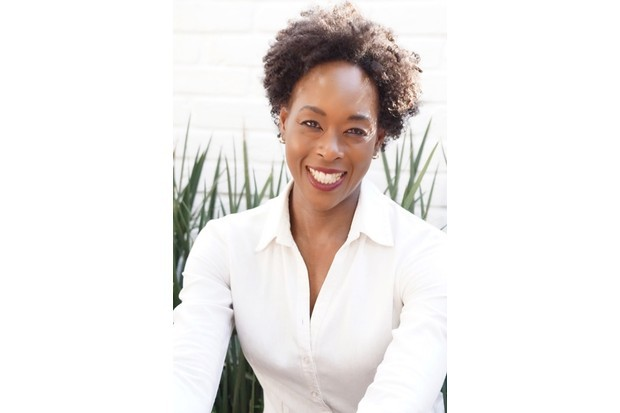 Author Margot Lee Shetterly