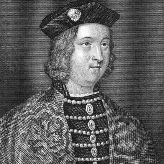 Edward IV of England. (GeorgiosArt via Getty Images)