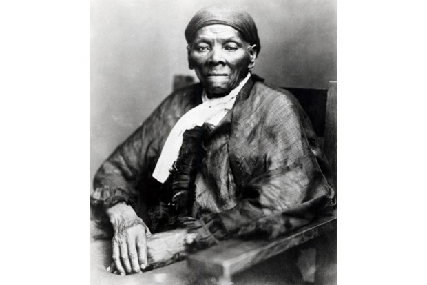 Tubman became known as 'Moses' in the underground abolition movement. (Photo by Getty Images)