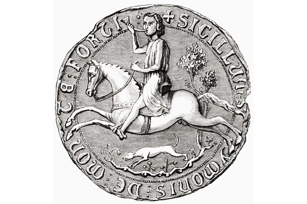 Seal of Simon De Montfort