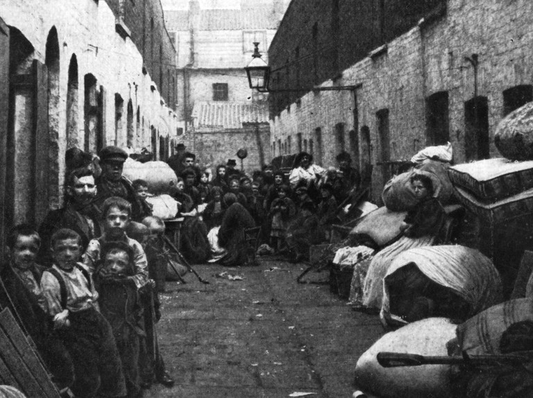Life In 19th Century Slums Victorian London S Homes From Hell Historyextra