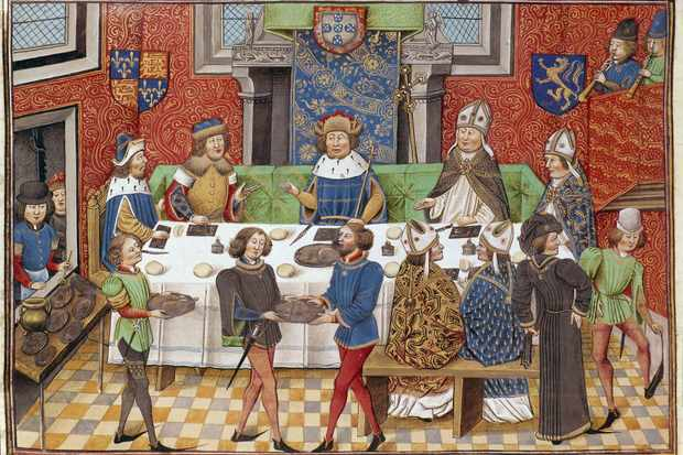 how to throw a medieval feast history extra