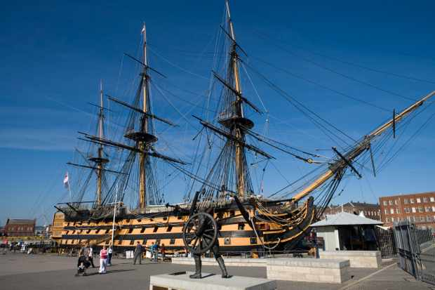 History explorer: HMS Victory and the Georgian navy