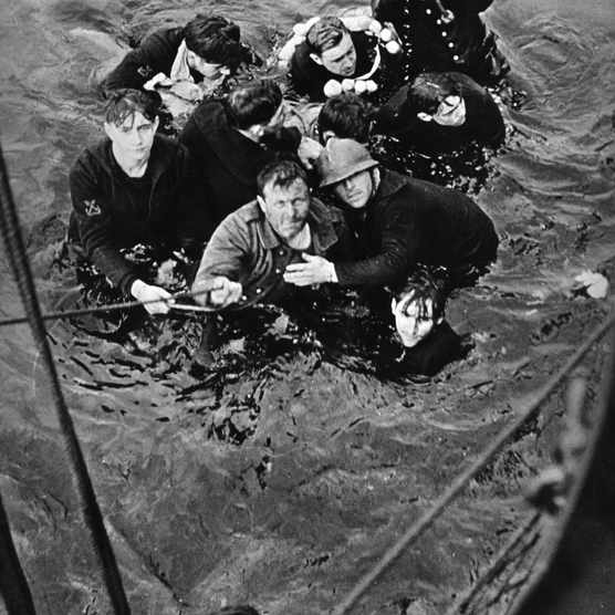 Rescue At Dunkirk