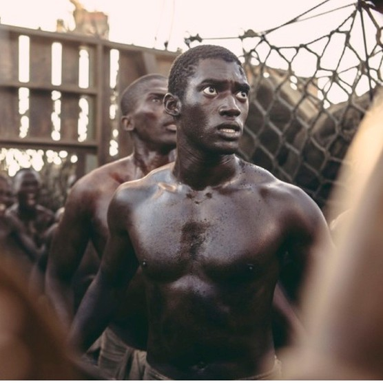 Kunta Kinte, who is a central figure in Alex Haley's book 'Roots: The Saga of an American Family'. (BBC/A+E)