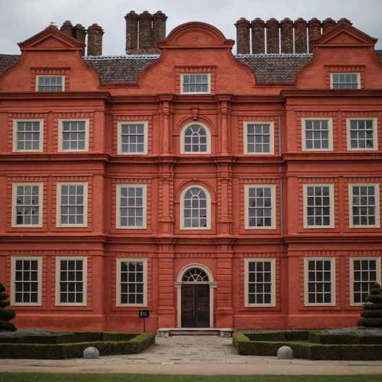 Kew Palace was a residence of George III and Queen Charlotte during his reign from 1760. (Jack Taylor/Getty Images)