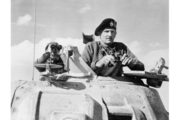 Lieutenant General B L Montgomery, 5 November 1942. (Photo by Capt. G Keating/ IWM via Getty Images)
