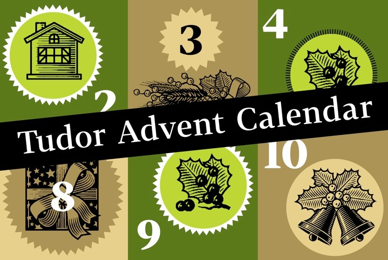 Tudor advent calendar