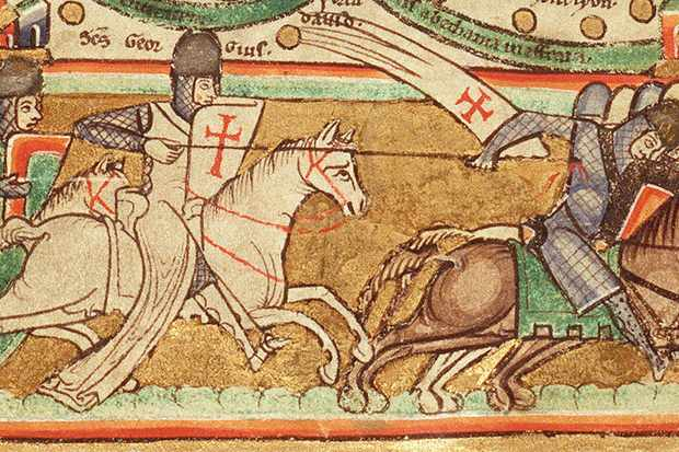 The rise and fall of the Knights Templar