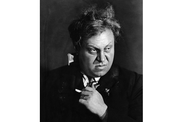 Emil Jannings, winner of the first ever Academy Award for Best Actor, in 'The Way of All Flesh'. (Ullstein Bild via Getty Images)