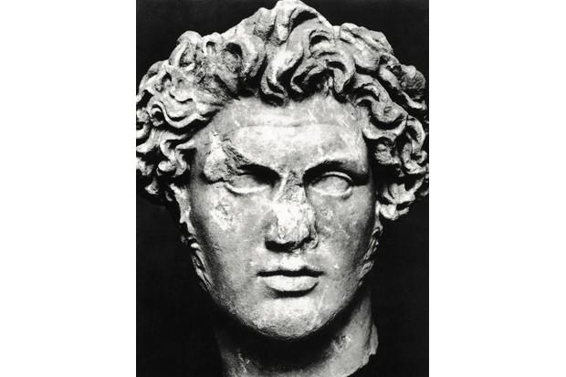 Pyrrhus also failed to take Rome. (Granger)