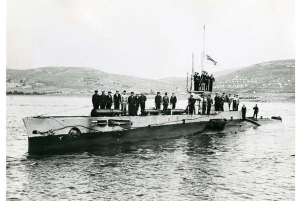 In pictures: WWI submarines - History Extra