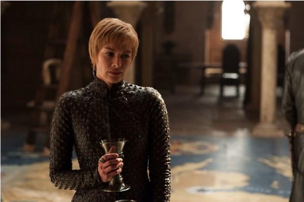 Lena Headey as Cersei Lannister. (© 2017 Home Box Office, Inc/Sky Atlantic)