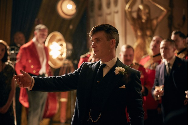 Programme Name: Peaky Blinders 3 - TX: n/a - Episode: Peaky Blinders III Ep1 (No. 1) - Picture Shows:  Thomas Shelby (Cillian Murphy) - (C) Caryn Mandabach Productions Ltd & Tiger Aspect Productions Ltd 2016 - Photographer: Robert Viglasky