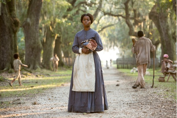 Programme Name: Roots - TX: n/a - Episode: n/a (No. n/a) - Picture Shows: Matilda (ERICA TAZEL) - (C) A+E - Photographer: Unknown