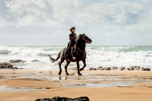 Ross Poldark travels to Republican France in the latest episode of the BBC drama. France was a 'brutal and dangerous' place to be at the time, says historian Hannah Greig. (BBC/Mammoth Screen)