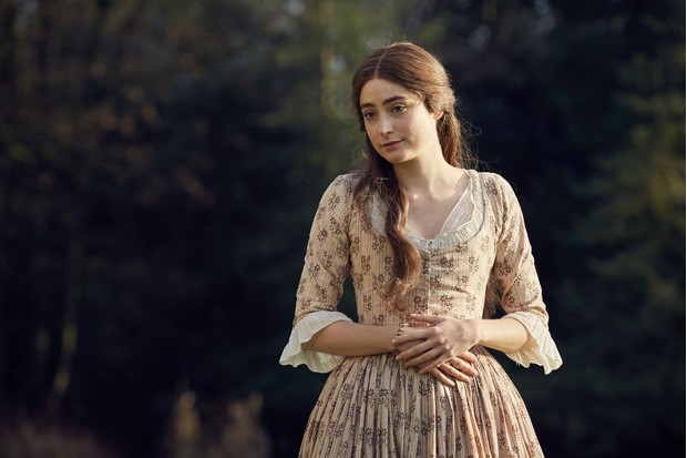 Morwenna Chynoweth is governess to the Warleggan family in 'Poldark'. (Image credit: BBC/Mammoth Screen/Robert Viglasky)