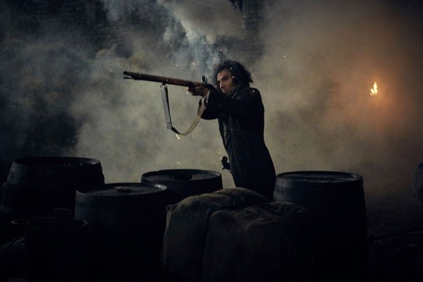 While events in 'Poldark' may be fictional, there were real escapes from Quimper prison, says historian Hannah Greig. (BBC/Mammoth Screen/Robert Viglasky)