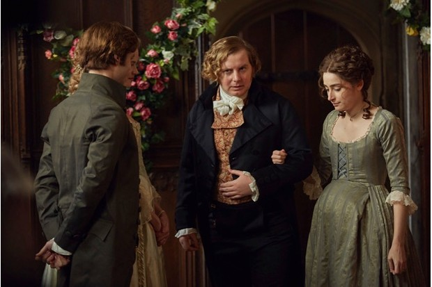 Marital rape, which occurs in the marriage of Ossie and Morwenna in the series, was not a crime in the 18th century, explains Hannah Greig. (Image credit: BBC/Mammoth Screen/Craig Hardle)