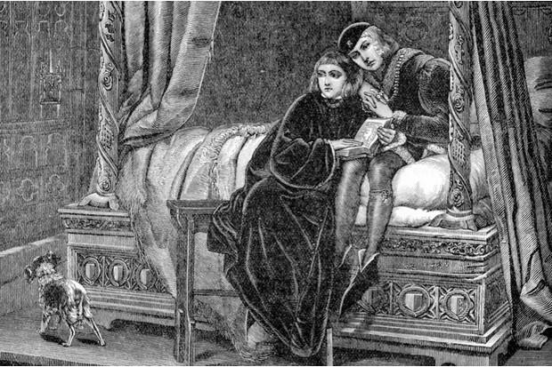 Did Richard III murder the princes in the Tower? You debate