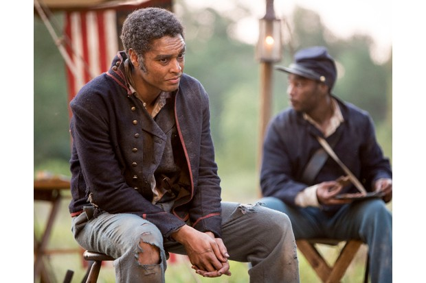 Programme Name: Roots - TX: n/a - Episode: n/a (No. n/a) - Picture Shows: (L) Chicken George (REGE-JEAN PAGE) - (C) A+E - Photographer: Unknown