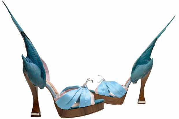 3._Caroline_Groves_b.1959_Parakeet_shoes_Photography_by_Dan_Lowe-1ad53f7