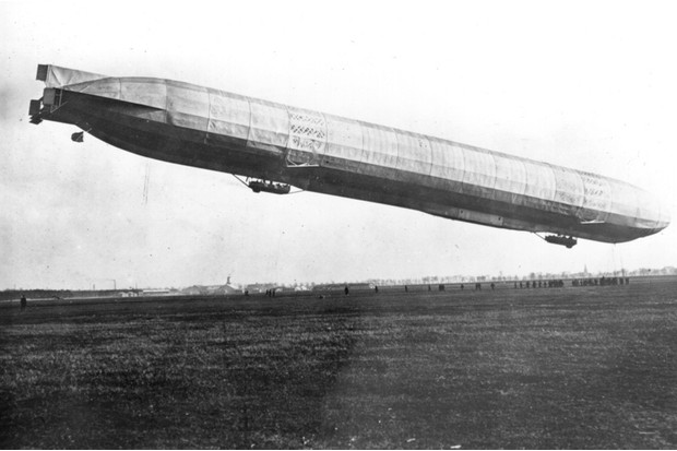 9 things you (probably) didn't know about London's first zeppelin raid in 1915