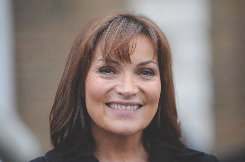LONDON, UNITED KINGDOM - DECEMBER 03: Lorraine Kelly attends a photocall to launch the UK4U! Christmas box appeal at Armoury House on December 3, 2013 in London, England. (Photo by Stuart C. Wilson/Getty Images)