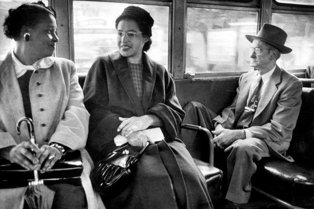 Rosa Park Martin Luther King And The 1955 Montgomery Bus Boycott