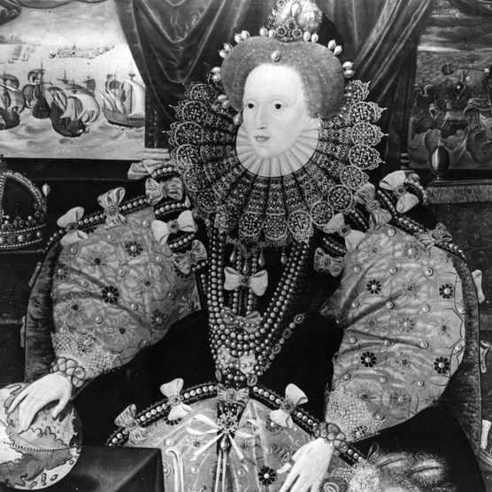 A portrait of Elizabeth I, c1565