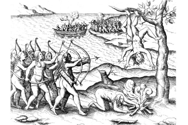 The real Amazons: How the legendary warrior women inspired fighters and feminists
