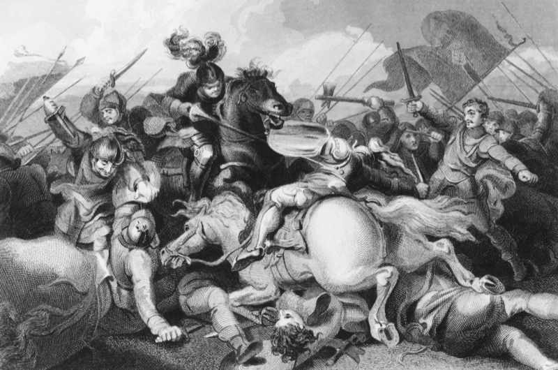 Battle of Bosworth, 22 August 1485