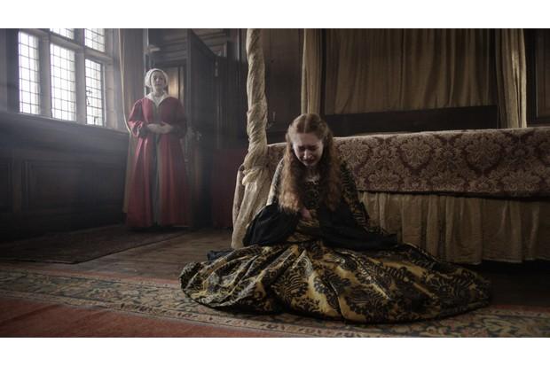 Sheya McAllister portrays the teenage Princess Elizabeth in Channel Five's 'Elizabeth and her Enemies'. (Channel Five)