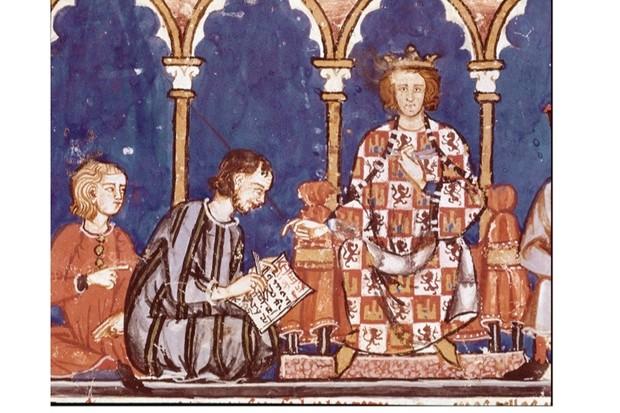 Kidding/not kidding: a medieval sense of humour